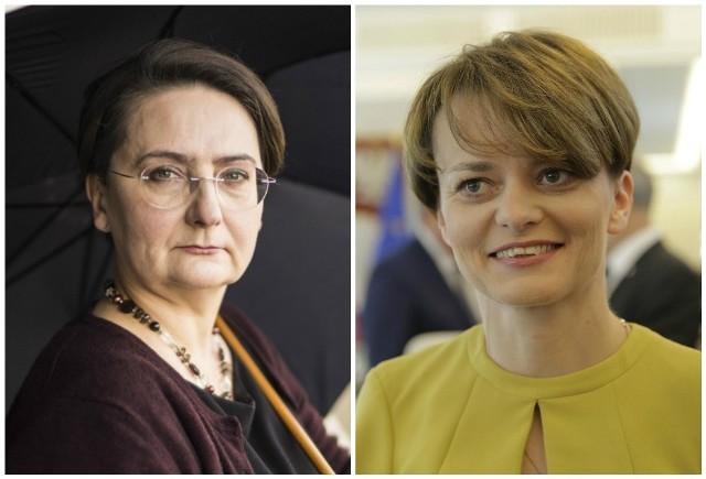 Na poznańskich listach królowały na jedynkach właśnie kobiety: Joanna Jaśkowiak z Koalicji Obywatelskiej, Jadwiga Emilewicz z PiS czy Katarzyna Ueberhan startująca z Lewicy. I to one zostały posłankami i będą reprezentować nas w Sejmie. Zobacz 10 posłanek, które będzie reprezentować Wielkopolskę w ławach poselskich ----->