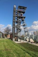 Katowice: wieża widokowa w Strefie Kultury otwarta po zimowej przerwie