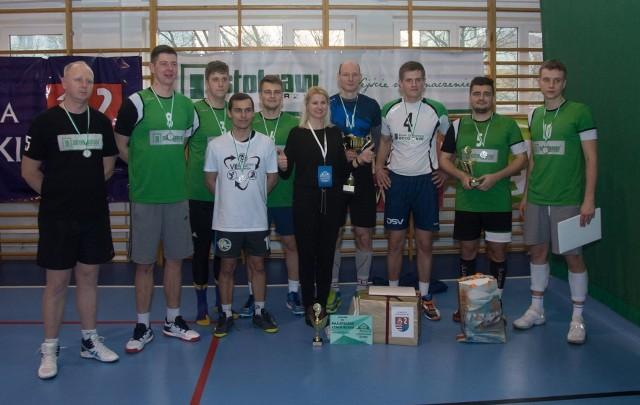 W poprzedniej edycji memoriału wzięli udział zawodnicy reprezentujący firmę Stolpaw Drzwi z Pawłowa.
