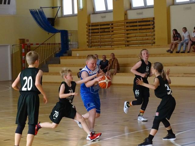 Chełmnianie przegrali oba mecze na swoim parkiecie. Tu: z ASK Basketstal Grudziądz