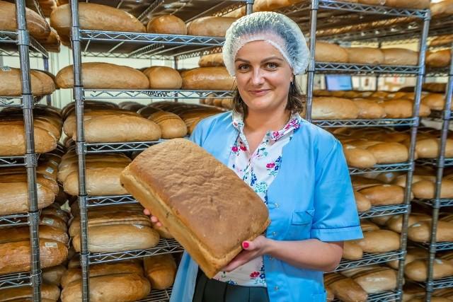 Dziś receptura chleba bobowskiego niewiele się zmieniła, skrócił się czas jego przygotowania - mówi Aldona Leśniak