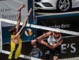 Siatkarze plażowi z Brazylii najlepsi w turnieju World Tour Warsaw