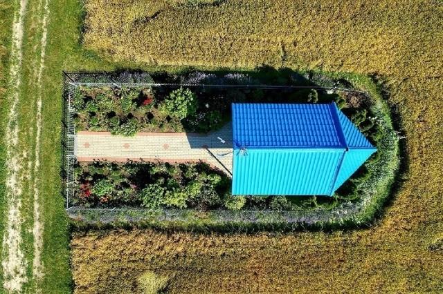 16 lat temu rolnik z Koźminka w tym miejscu doznał objawienia.