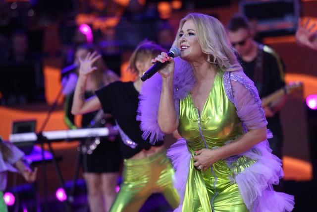 Dzięki młodym muzykom ze swego zespołu, Majka Jeżowska nabrała nowej energii