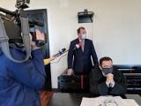 To już drugi wyrok na radnego Dzakanowskiego w związku z banerami KOD-u. Musi zapłacić grzywnę