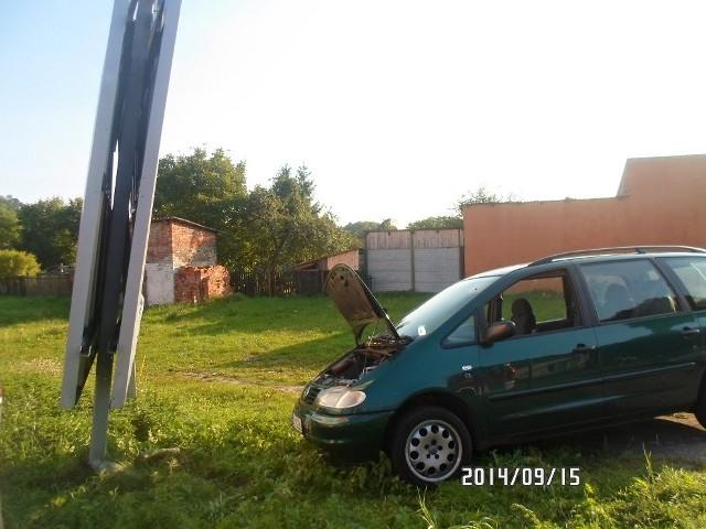 Wypadek w Tychowie