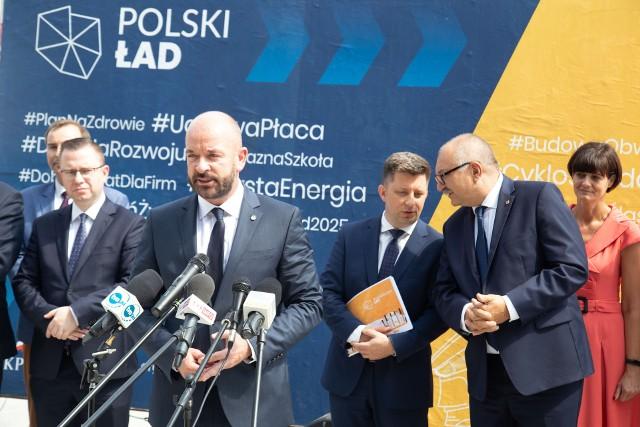 We Wrocławiu przedstawiono założenia Dolnośląskiego Ładu. Miliardy zasilą region