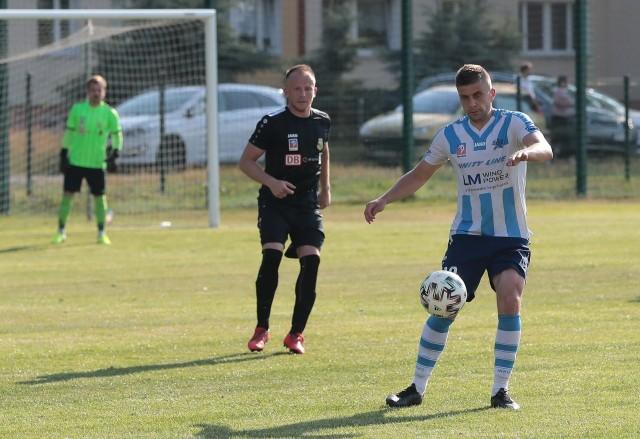 Adam Nagórski ma duże doświadczenie ligowe i duże snajperskie umiejętności. Jest jednym z liderów Świtu