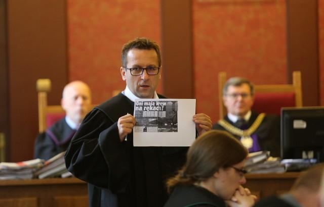 Przed katowickim Sądem Apelacyjnym adwokaci wnosili o uniewinnienie swoich klientów