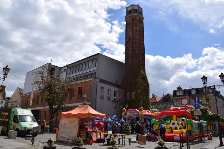 Kożuchowski Festiwal Smaków znów odbył się przy urzędzie...