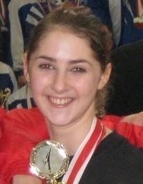 Anna Surma z Zarzewia.