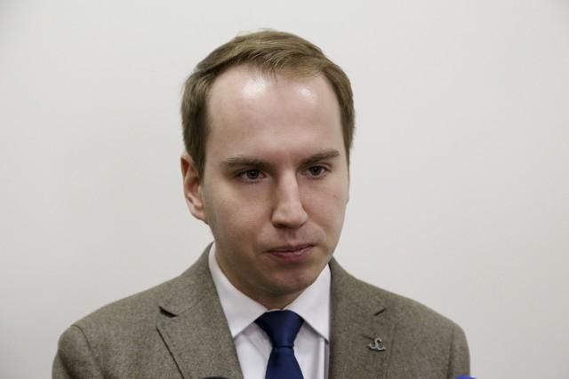 Adam Andruszkiewicz przekonuje, że informacja, jakoby miał sfałszować podpisy jest nieprawdziwa