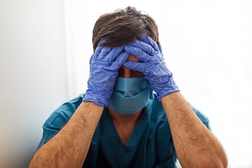 Pacjent zaatakował lekarkę w Kielcach