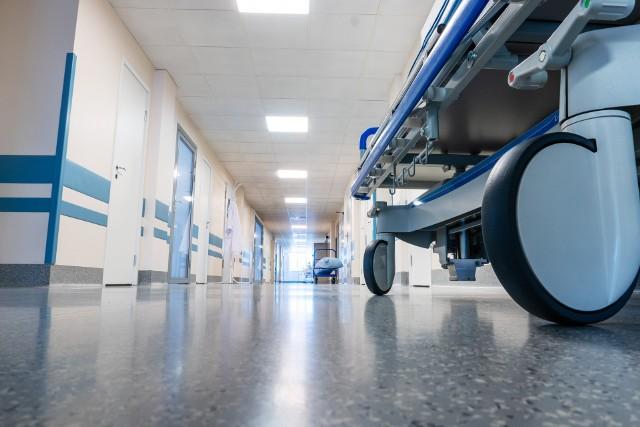 Zawieszenie działania czterech oddziałów w Wojewódzkim Szpitalu Specjalistycznym nr 3 w Rybniku.