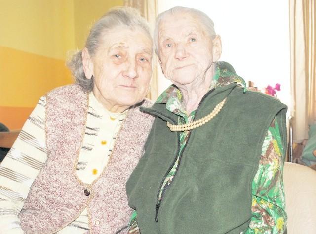Pani Helena z córką Jadwigą