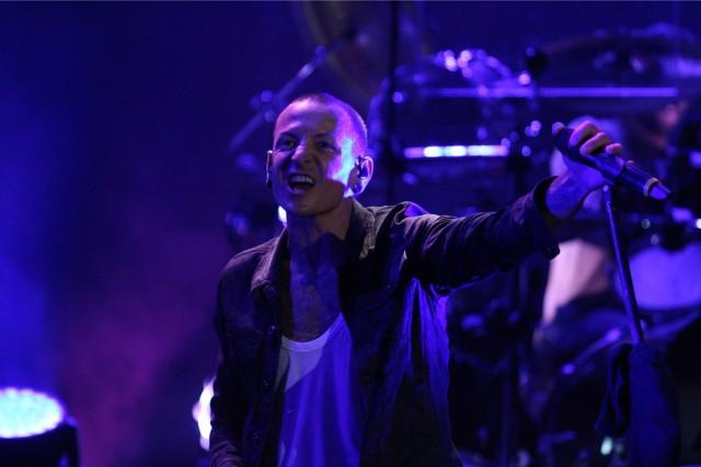Wokalista Linkin Park Chris Bennington nie żyje.
