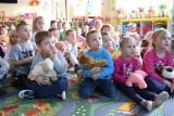 Misiowa zabawa w przedszkolu w Brójcach [ZDJĘCIA, WIDEO]