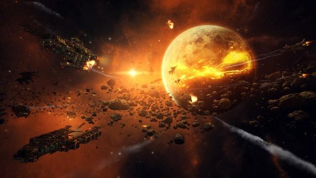 EntropyEntropy: Pora na wielkie, kosmiczne bitwy (wideo)