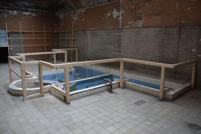 Remont nieużywanej od 1968 r. mykwy przy Synagodze pod...
