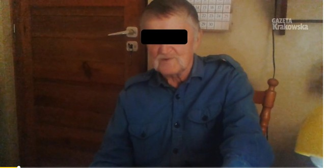 Stanisław M. chętnie opowiada o żołnierzach wyklętych i swojej przeszłości