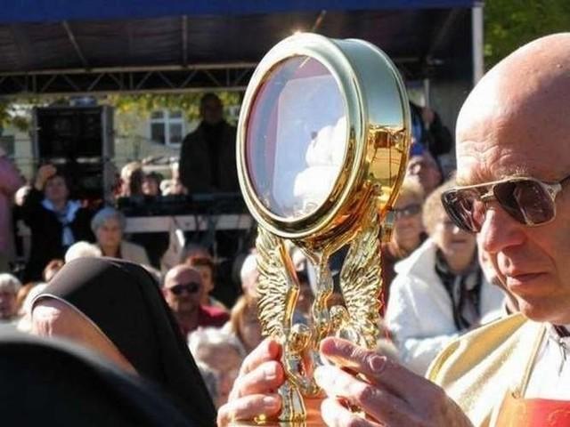 Cud eucharystyczny w Sokółce wydarzył się jesienią 2008 roku.