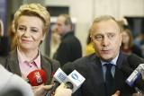 Wybory przewodniczącego PO w Łódzkiem. Schetyna przyjechał do Łodzi pogrążyć Grabarczyka? [FOTO,FILM