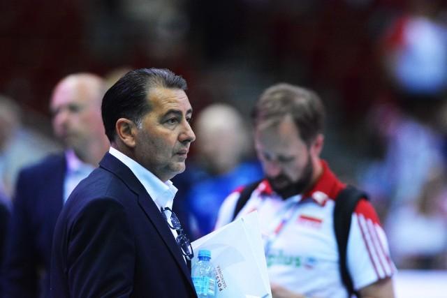 Ferdinando De Giorgi nie poprowadził Polaków do medalu mistrzostw Europy 2017