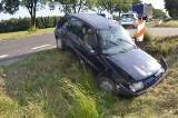 Jackowo Górne: na drodze krajowej nr 62 doszło do wypadku. Cztery osoby w szpitalu!