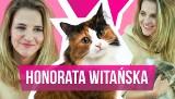 """Honorata Witańska w programie """"MiauCzat"""" szczerze o """"Policjantkach i policjantach"""" i przyjaźni z Joanną Kulig!"""