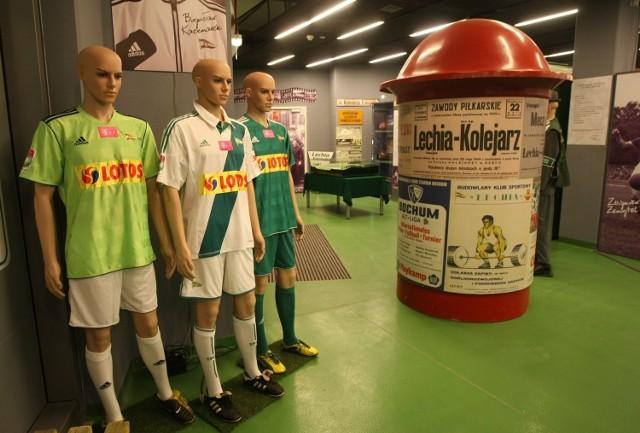 Swoje muzeum na PGE Arenie ma Lechia Gdańsk. Kiedy otworzy je Śląsk?