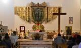 Symbole Światowych Dni Młodzieży - Krzyż i ikona Matki Bożej Salus Populi Romani są już w Kielcach [ZDJĘCIA]