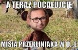 Daniel Obajtek jak Miś Przekliniak przeprasza za wulgaryzmy, a internet tworzy MEMY