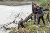 Oświęcim. Mieszkańcy znów natrafili na ludzkie kości w Sole. Sprawą zajmuje się krakowski Oddział Instytutu Pamięci Narodowej [ZDJĘCIA]