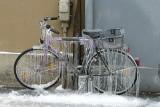 Minus 11 stopni, a Ty na rowerze! Czy to mądre?