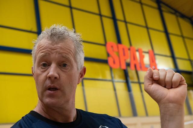 Czy Vital Heynen zaprosi siatkarzy na zgrupowanie w Spale? Od 9 maja ośrodek będzie przyjmował sportowców trenujących w małych grupach