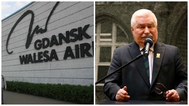 Od czwartku profile społecznościowe Portu Lotniczego im.  Lecha Wałęsy są zalewane apelami o zmianę nazwy gdańskiego lotniska