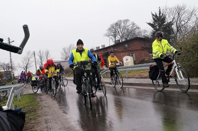 1 stycznia 2019 kruszwiccy cykliści zapraszają na noworoczną wycieczkę