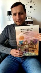 Burmistrz Strzelec Krajeńskich czyta dzieciom legendy. Tak umila czas maluchom, które siedzą w domach
