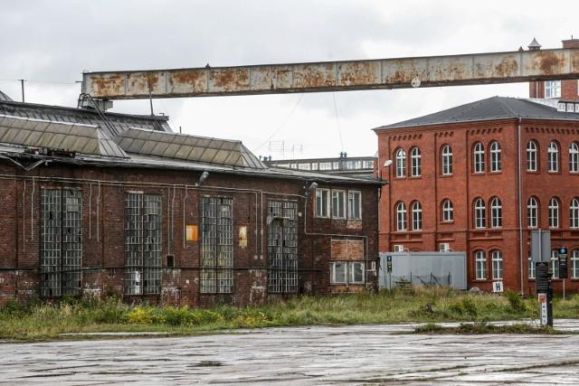 Stocznia Gdańska i tereny postoczniowe