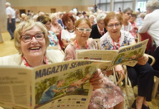I Forum Seniora w województwie lubuskim zdało swój test. Uśmiechom nie było końca!
