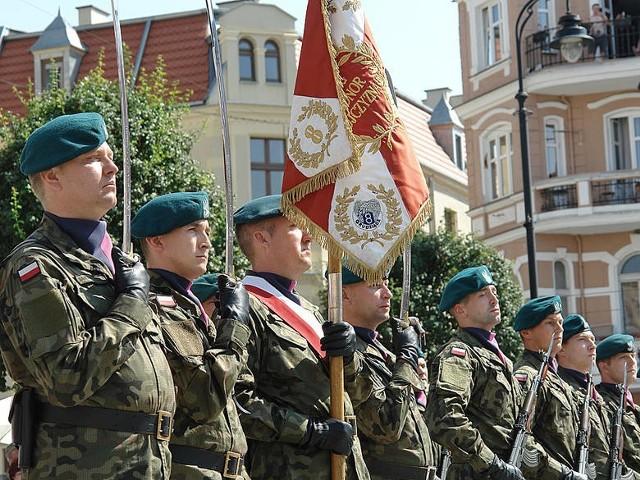 Święto Wojska Polskiego 2020 w Grudziądza będzie w skromnej oprawie. Powód jaki podają urzędnicy - stan epidemiczny w kraju.