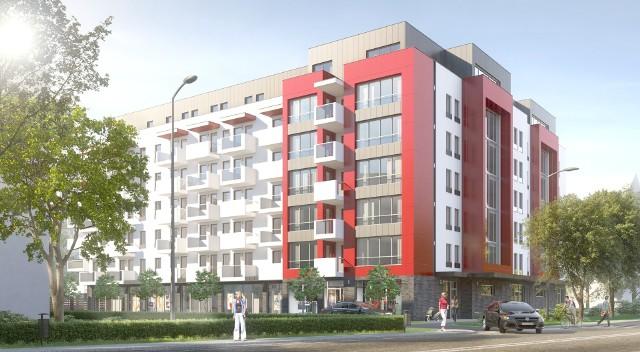 Nowe mieszkania przy ul. Unickiej w bydynku UNIcityW bloku przy ul. Unickiej można już rezerwować mieszkania