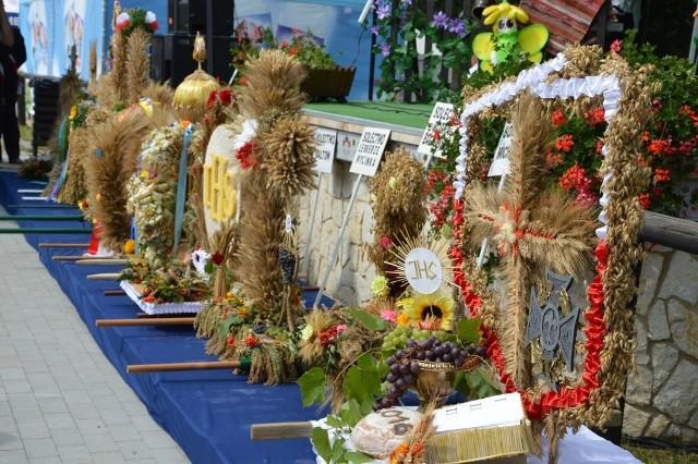 Dożynki Gminne i Święto Pszczoły w Bałtowie [ZDJĘCIA]