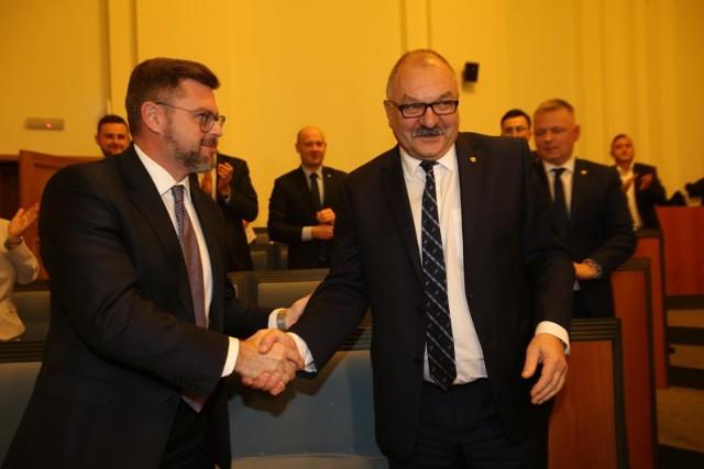 Sesja sejmiku dolnośląskiego - 19 listopada 2018