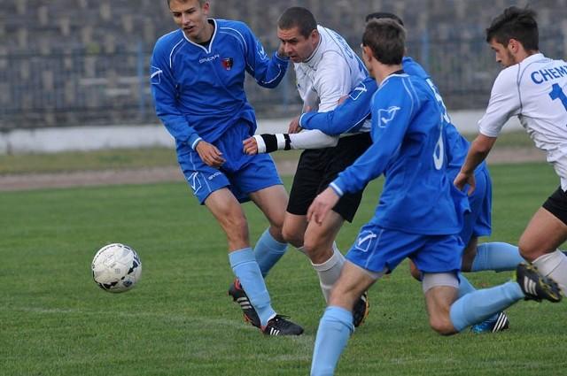 Piast Łasin nie podbił w zakończonym sezonie rozgrywek piątej ligi.