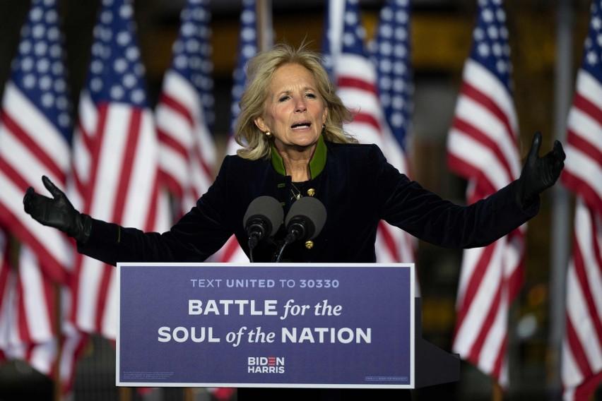 Jill Biden nie będzie typową Pierwszą Damą Ameryki. Kim jest żona nowego prezydenta USA?