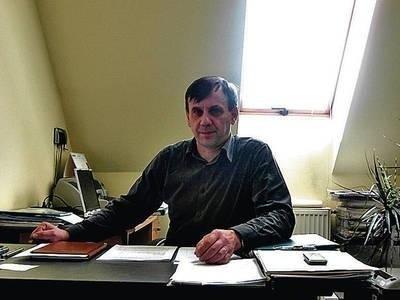 Franciszek Sojka kandydatem w konkursie na najlepszego nauczyciela roku Fot. Sylwia Michalak