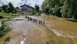 To katastrofa! Zalane domy i drogi na Śląsku po intensywnych deszczach. Strażacy interweniowali 900 razy
