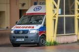 Tragedia przed szpitalem w Złotowie. 63-latek zmarł w kolejce