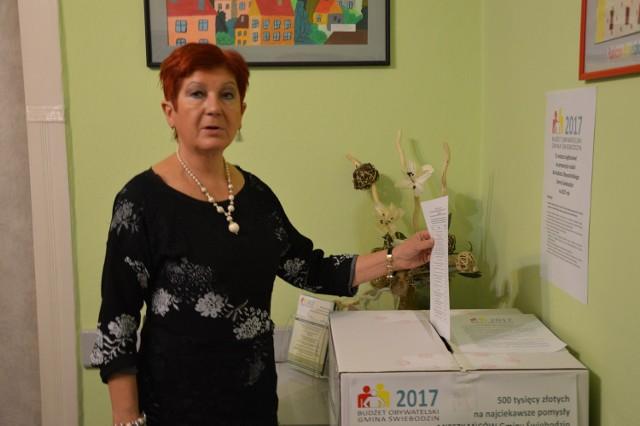 Głosowanie już trwa. Głosować mogą wyłącznie mieszkańcy gminy Świebodzin